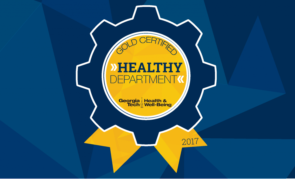 Certified Healthy Departments